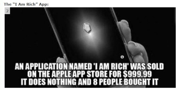 2-Weird-Things-I-am-Rich-App