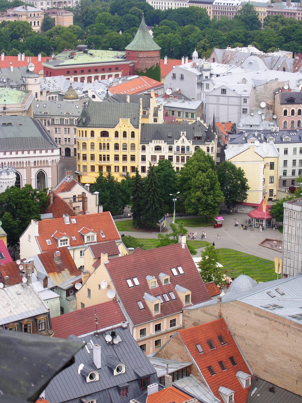 Riga, close-in